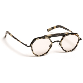 J.F. Rey 1985 Tracks Eyeglasses