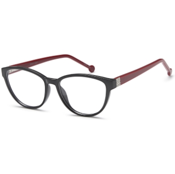 Capri Optics Traditional Plastics Anna Eyeglasses