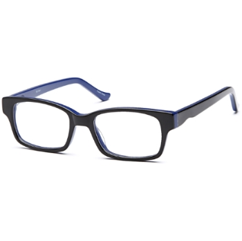 Capri Optics Trendy T26 Eyeglasses