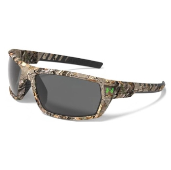 Under Armour UA Ranger Storm Polarized Camo Sunglasses