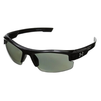 Under Armour UA Nitro L Storm Polarized Mirror Sunglasses