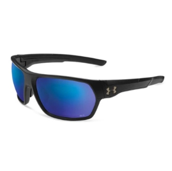 Under Armour UA TUNED Offshore Polarized Shock Sunglasses