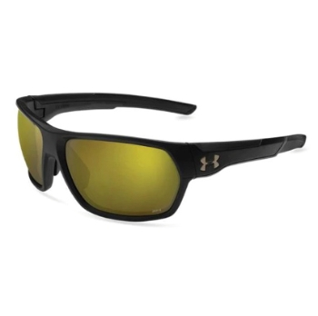 Under Armour UA TUNED Shoreline Polarized Shock Sunglasses