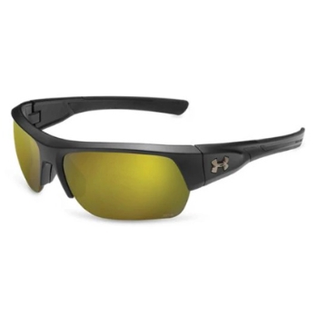 Under Armour UA TUNED Shoreline Polarized Big Shot Sunglasses