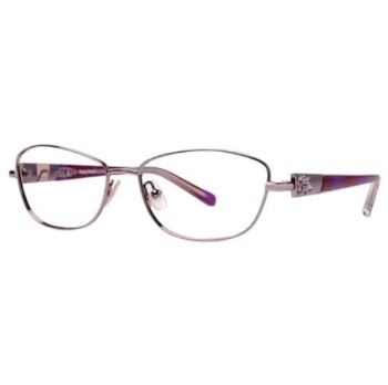 Vera Wang Diaphanous Eyeglasses