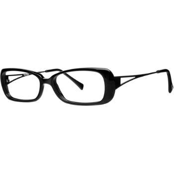 VERA WANG Eyeglasses ALVIVA Black 50MM