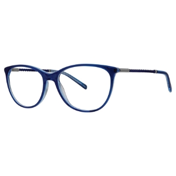 Vivid Womens Embellishment 630 Eyeglasses