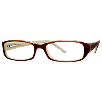 Vivid Womens Embellishment 669 Eyeglasses