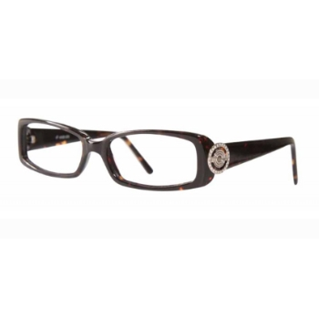 Vivid Womens Embellishment 676 Eyeglasses