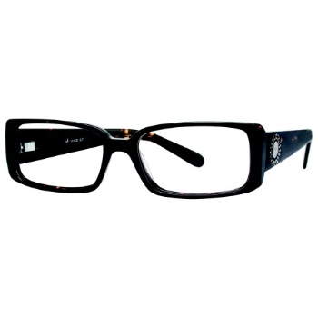 Vivid Womens Embellishment 677 Eyeglasses