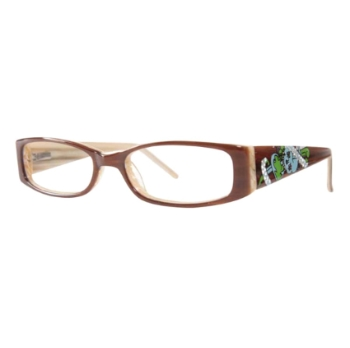 Vivid Womens Embellishment 683 Eyeglasses