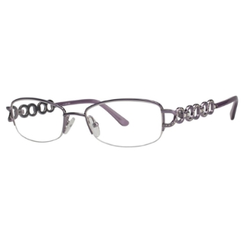 Vivid Womens Embellishment 684 Eyeglasses