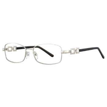 Vivid Womens Embellishment 699 Eyeglasses