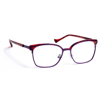 Volte Face Paris Litchi Eyeglasses