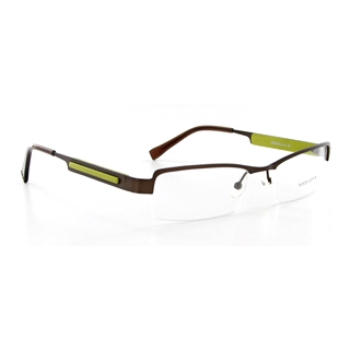Wood Look by Gold & Wood WL001 (Wood Temples) Eyeglasses