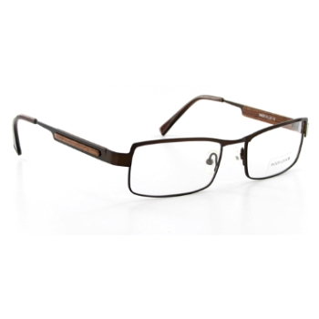 607992cab0c Wood Look by Gold   Wood WL004 (Wood Temples) Eyeglasses