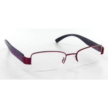 Wood Look by Gold & Wood WL041 (Wood Temples) Eyeglasses