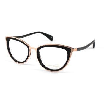 William Morris Black Label BL 40007 Eyeglasses