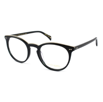 William Morris Black Label BL Blunt Eyeglasses