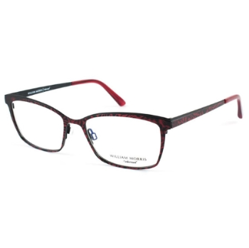 75618a49f7 William Morris London Semi-Cat-Eye Eyeglasses