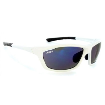 XX2i XX2i USA1 Pro Racing Sunglass White + 2 Sets of Spare Lenses Sunglasses