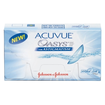 Acuvue ACUVUE® OASYS™ for Astigmatism 6 PK Contact Lenses