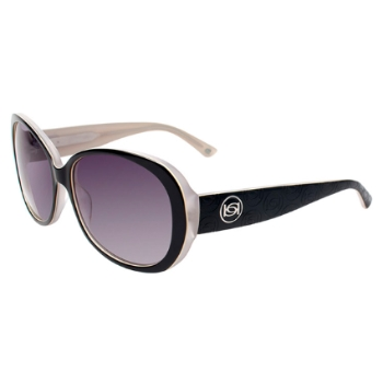 Bebe BB7102 In The Groove Sunglasses