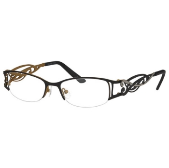Bellagio B587 Eyeglasses