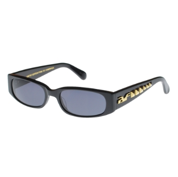 Black Flys CITY OF FLYS - STUDS Sunglasses