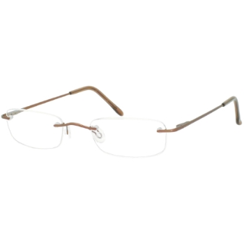 3 Piece Drill Mounts BT2158 Eyeglasses