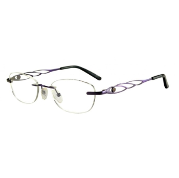 Bulova Twist Titanium Gothenburg Eyeglasses