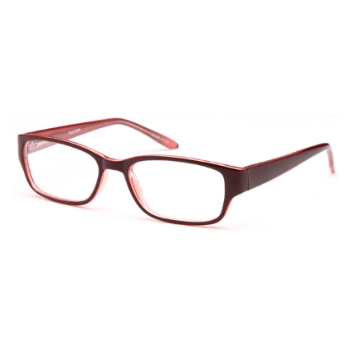 Capri Optics Traditional Plastics Teacher Eyeglasses