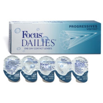 Dailies Focus Dailies Progressives 30 Contact Lenses