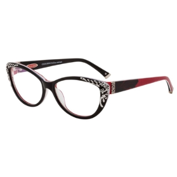 Coco Song Golden Phoenix Eyeglasses