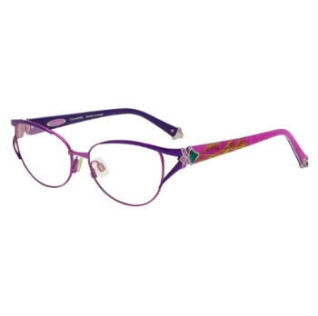 Coco Song Smile Shadow Eyeglasses
