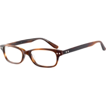 Converse Black Canvas Back Seat AF Eyeglasses