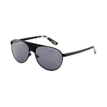 Converse Black Canvas Breakdown Lane Sunglasses