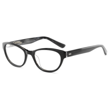 Converse Black Canvas Canvas AF Eyeglasses