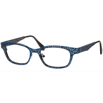 Cutting Edge by Bellagio Brittany Eyeglasses