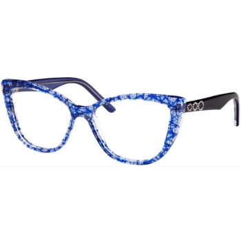 Cutting Edge by Bellagio Sasha Eyeglasses