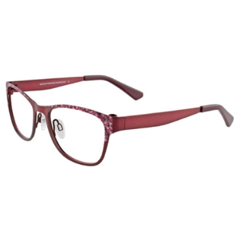 Easyclip EC288 W/Magnetic clip on Eyeglasses