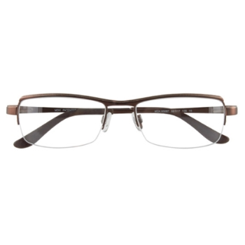MDX - Manhattan Design Studio S3287 w/Magnetic Clip-ons Eyeglasses