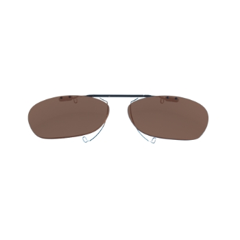 eClips fLIP Polarized w/AR (Brown Lenses) Eyeglasses