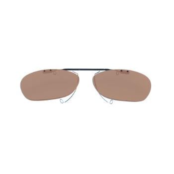eClips fLIP Polarized w/AR (Light Brown Lenses) Eyeglasses