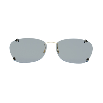 eClips Illusion Polarized w/AR (Light Grey Lenses) Eyeglasses