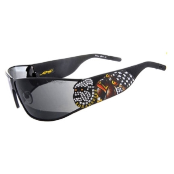 Ed Hardy EHS 018 LA Dog Sunglasses
