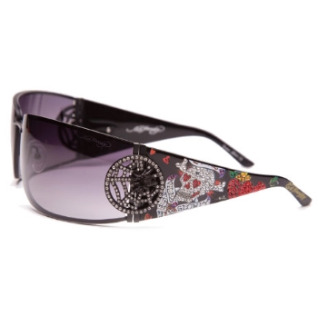 Ed Hardy EHS 039 Love Kills Slowly 3 Sunglasses