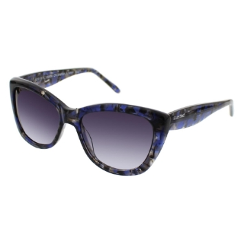Ellen Tracy Marsala Sunglasses