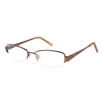 Ellen Tracy Toki Eyeglasses