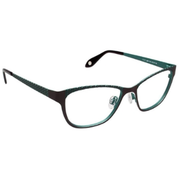 FYSH UK Collection FYSH 3502 Eyeglasses